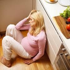 Różowy wyładowania w czasie ciąży – największy strach w ciąży