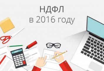 Podatek dochodowy od osób fizycznych: okres podatkowy, tempo, czas deklaracji dostawczych