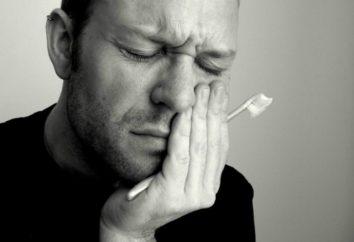 En cliquant sur la dent ça fait mal. Comment traiter?