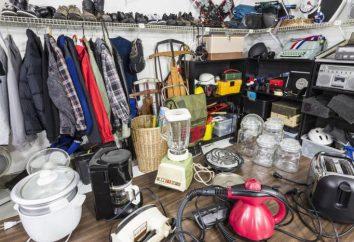 Jak pozbyć się śmieci i niepotrzebnych rzeczy?