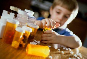 Vergiftungen bei Kindern: Arten, Symptome, Behandlung