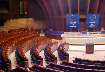 Consejo de Europa: la historia de la creación y la función