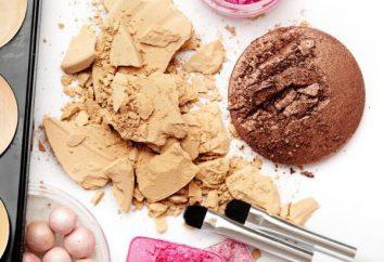 Comment restaurer la poudre brisée: deux moyens efficaces