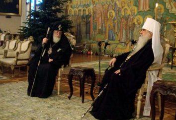 Chierico della Chiesa ortodossa georgiana, l'archimandrita Raphael Karelin