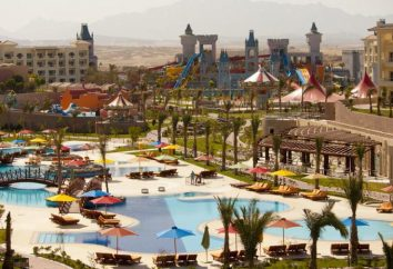 Serenity Fun City 5 *: recensioni, foto. Serenity Fun City Makadi Bay 5 * (Makadi, Egitto)