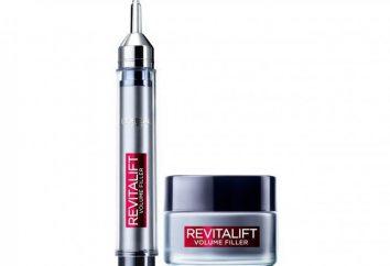 """""""L'Oreal Revitalift Filler"""": revisión, la aplicación, el precio"""