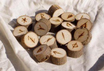 Werte runische Symbole mit Numerologie