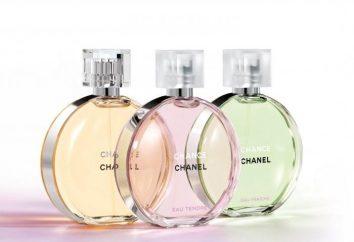 """Drei Fortuna lächelt auf der """"Chanel Chance"""""""