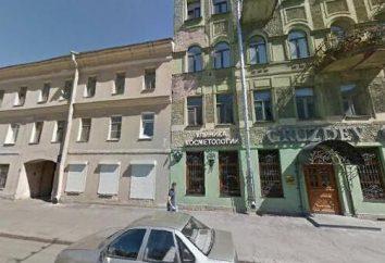 Gruzdev Klinik in St. Petersburg: Bewertungen, Adresse, Fotos