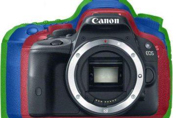 fotocamera reflex Canon EOS 60D: specifiche e recensioni
