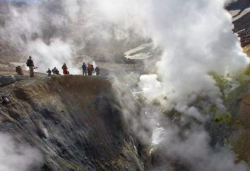 Mutnovsky wulkan: opis, historia, opinie i tras