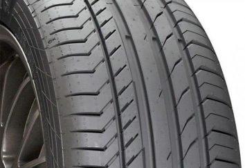 Reifen Continental Sportcontact 5: Kundenrezensionen