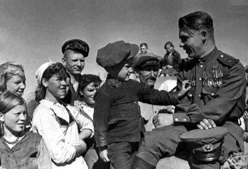 ZSRR w przededniu Wielkiej Wojny Ojczyźnianej i polityki zagranicznej, obronności, czynników sytuacji międzynarodowej, rozszerzania granic gospodarki