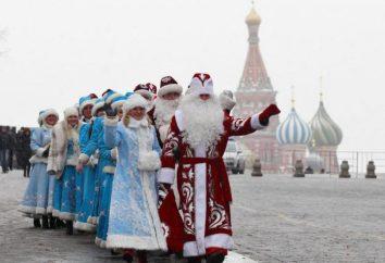 Comme on l'appelle le Père Noël dans les différents pays?