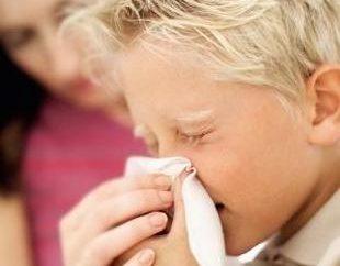 Allergie nei bambini: sintomi, segni e dieta