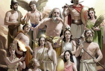 Mythologie: Jupiter. Zeus et Jupiter – est-il une différence?