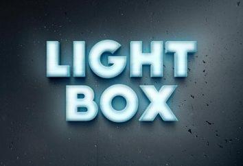 Lightbox – Ta … Reklama zewnętrzna