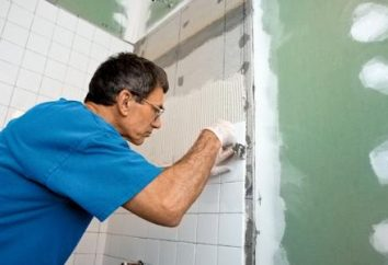 Comment poser les carreaux dans la salle de bain