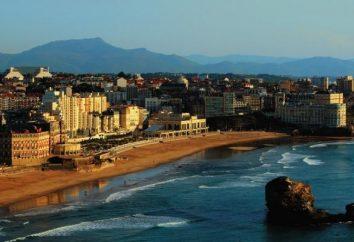 Biarritz (Francia) – località aristocratica e paradiso per i windsurf