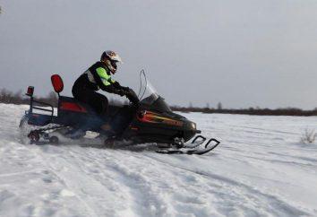 """Vehículo de nieve """"Taiga"""", """"Varyag 500"""" y """"550 Varyag"""""""