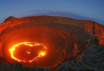 Storia e descrizione del vulcano Eyjafjallajökull
