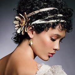 Frisuren mit einem Gummiband – eine einfache Möglichkeit, ein elegantes, romantisch und wirklich weiblich zu werden!