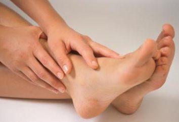 Spur no calcanhar: sintomas e tratamento. Causas de esporas nos calcanhares