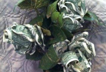 Flor de dinero – un don universal