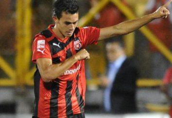 Le défenseur du Costa Rica Dzhankarlo Gonsales