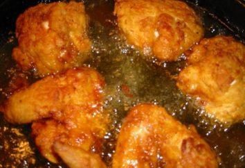 Jak usmażyć kurczaka. kilka receptur