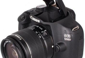 Fotocamera digitale Canon 1200D: opinioni di professionisti e conclusioni