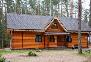 Najwygodniejszym rekreacji w regionie Nowogród