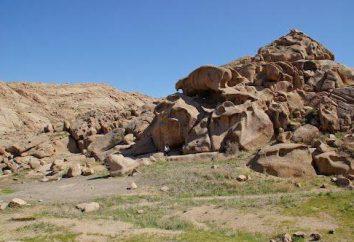 Ciò che è interessante di pianura Turan. I suoi deserti, fiumi e laghi