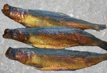 Comment fumer le poisson à la maison: deux prescription
