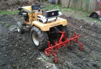 Mills pour le traitement du sol avec leurs propres mains