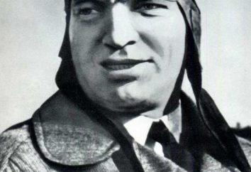 Valery Chkalov: biografia, fotos de família