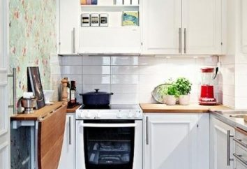 Questi diversi tavoli da cucina per una piccola cucina