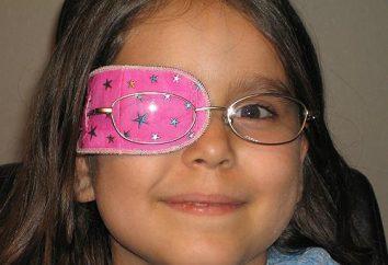 Amblyopia – che cosa è? Amblyopia nei bambini: gradi e trattamenti