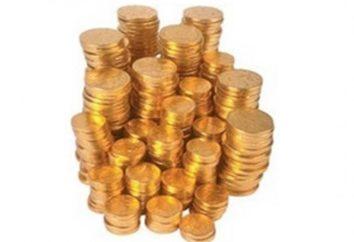 Monety bulionowe Oszczędności Bank: dochód w przyszłości