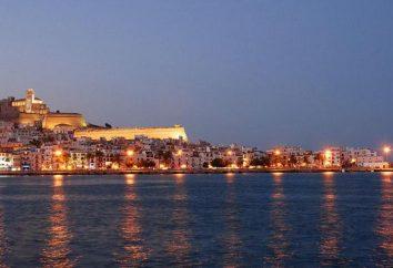Lo que sorprendió mundo turístico famoso en Ibiza? Los lugares que no se puede perder