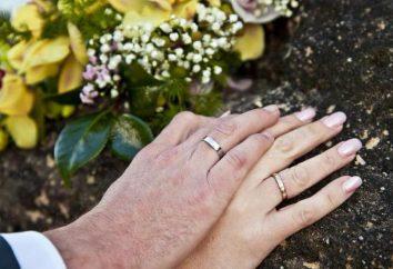 Perché anello nuziale indossato sul dito anulare: Tradizione