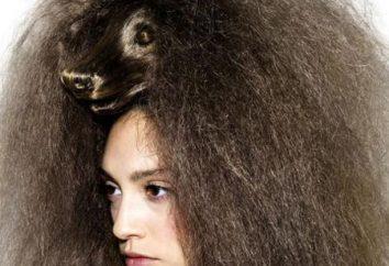 Co pushatsya włosy i trzymać się?