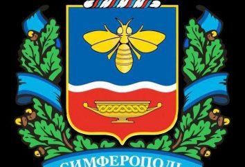 Herb Symferopolu: Opis, wartości i historii