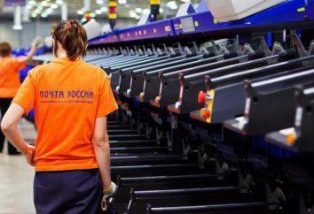 Post rosyjski: opinia pracownika o pracy