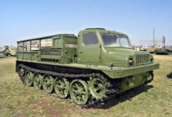 ATS-59: história, descrição, especificações,