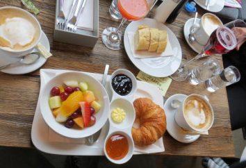 Tradycyjne francuskie śniadanie: opis najlepszych receptur i opinie