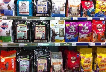 La elección de una buena comida para gatos