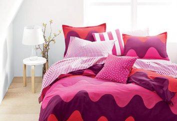 Linge de lit (percale) – avis. Quel est le meilleur tissu pour le linge de lit?