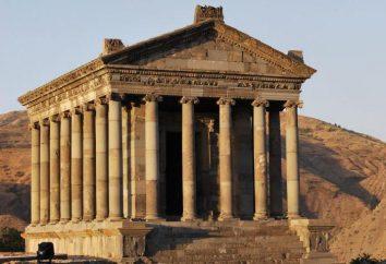 Armenia Garni (tempio). La Repubblica di Armenia attrazioni