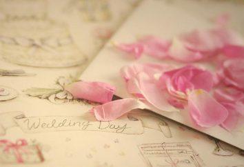 4 Jahre Hochzeit: Welche Hochzeit, was zu geben? Hochzeitstag, 4 Jahre